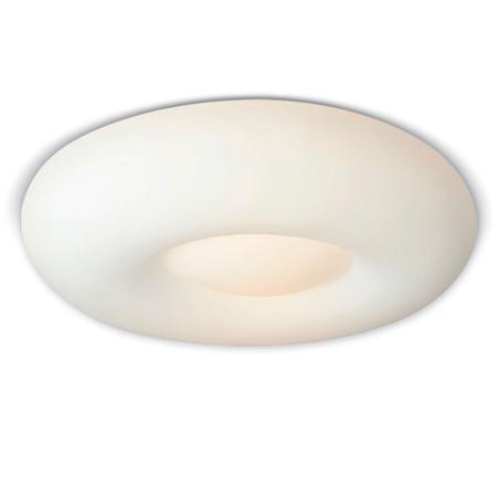 Plafón Oval Led