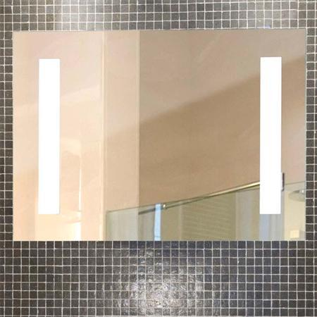 espejo con luz reggio