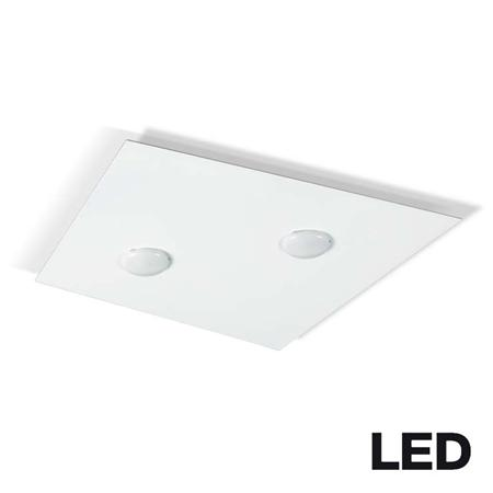 Aplique Trapezium 2 LED